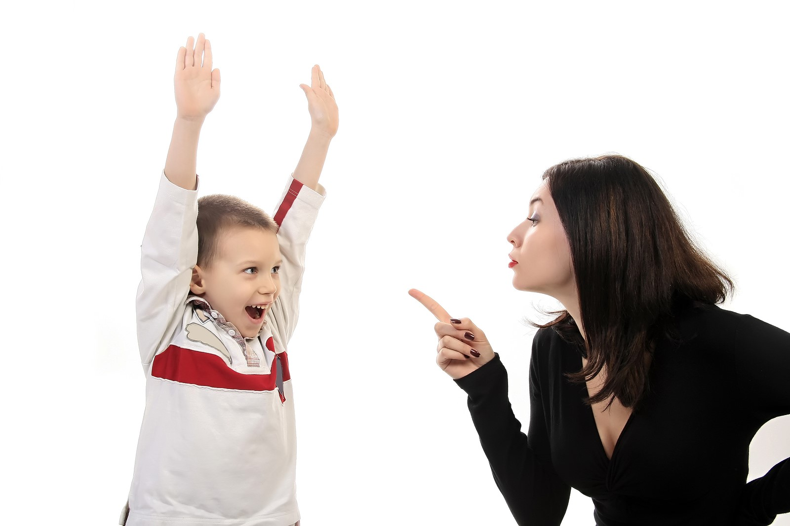 1-2 yaş çocuklarda disiplin