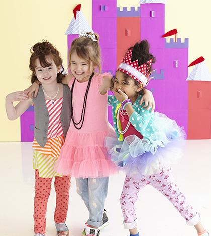 BDAYP Princess party princess castle