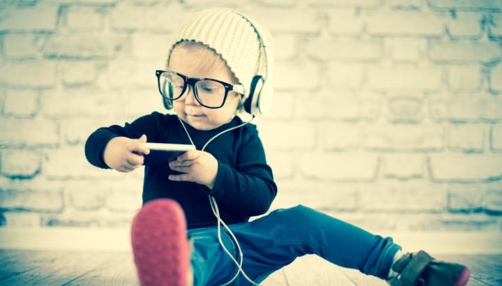 Smartphone-Children